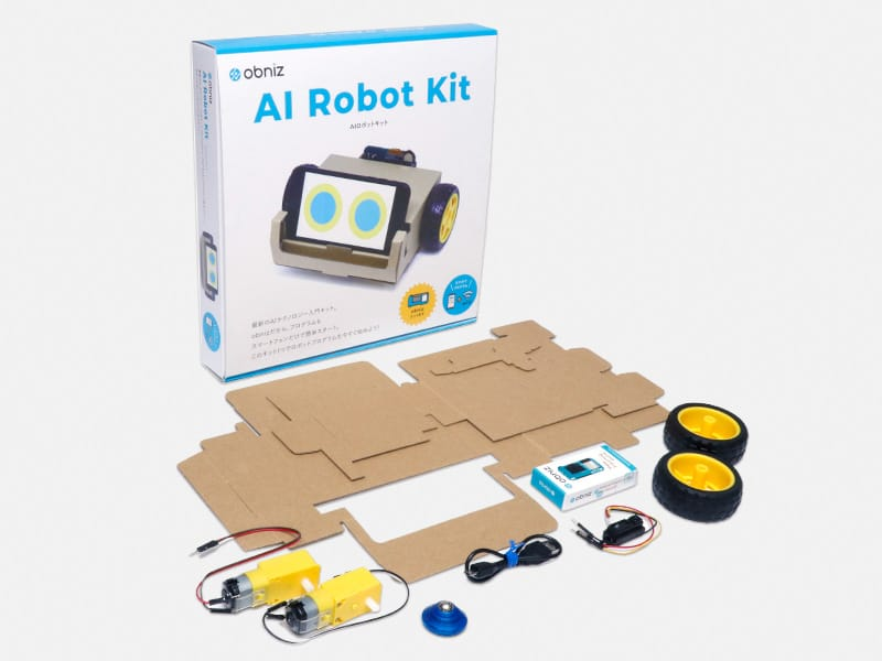 What is included in AI Robot Kit