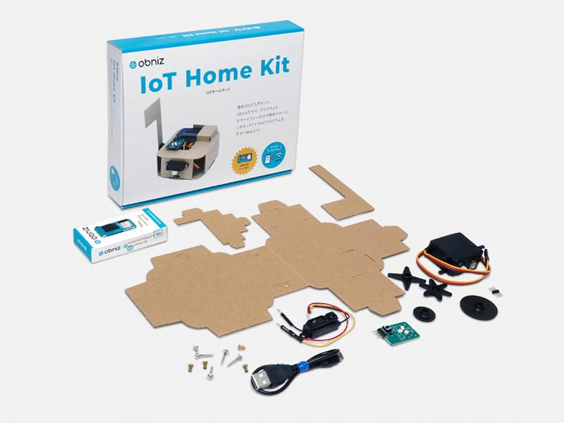 What is included in IoT Home Kit